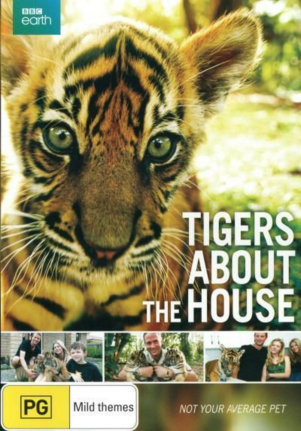 Тигры в доме - Tigers About the House