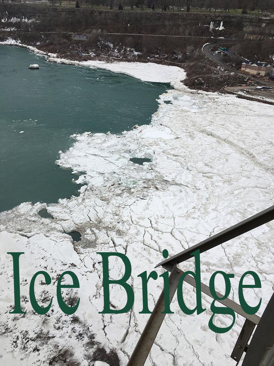 Ледовый мост - Ice Bridge