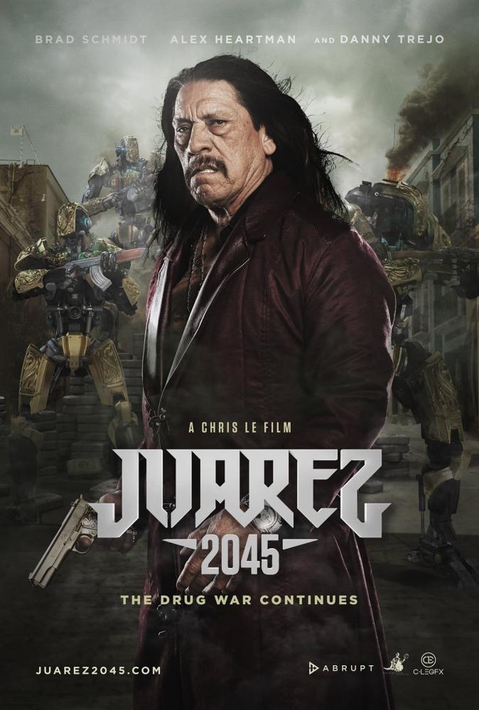 Хуарес 2045 - Juarez 2045