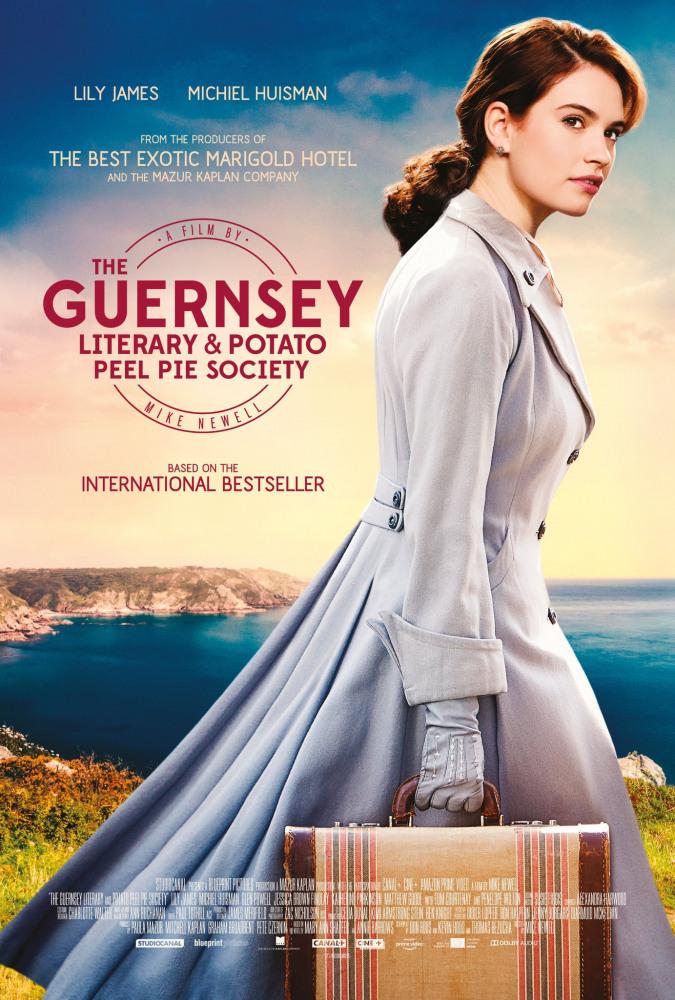 Клуб любителей книг и пирогов из картофельных очистков - The Guernsey Literary and Potato Peel Pie Society