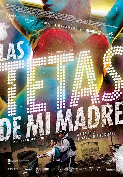 Грудь моей матери - Las Tetas de mi Madre