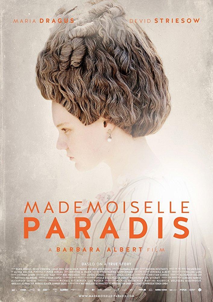 Мадмуазель Паради - Mademoiselle Paradis