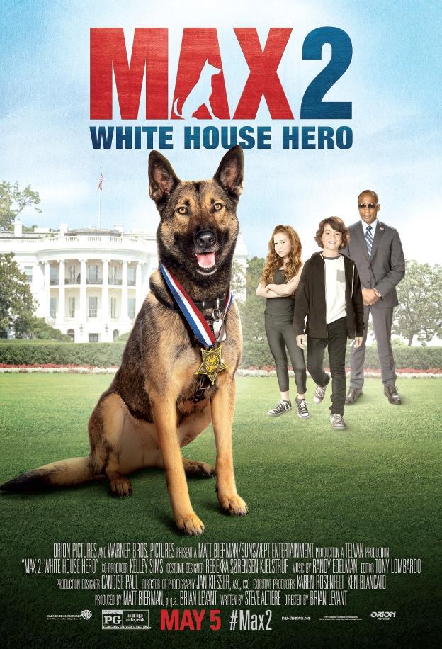 Макс 2: Герой Белого Дома - Max 2- White House Hero