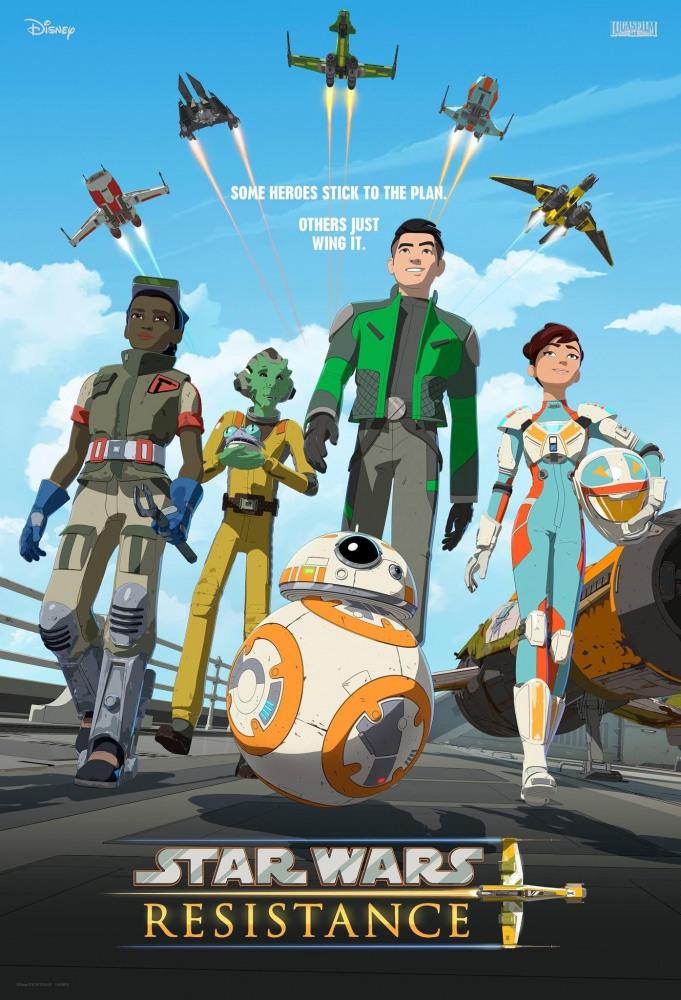 Звёздные войны: Сопротивление - Star Wars Resistance