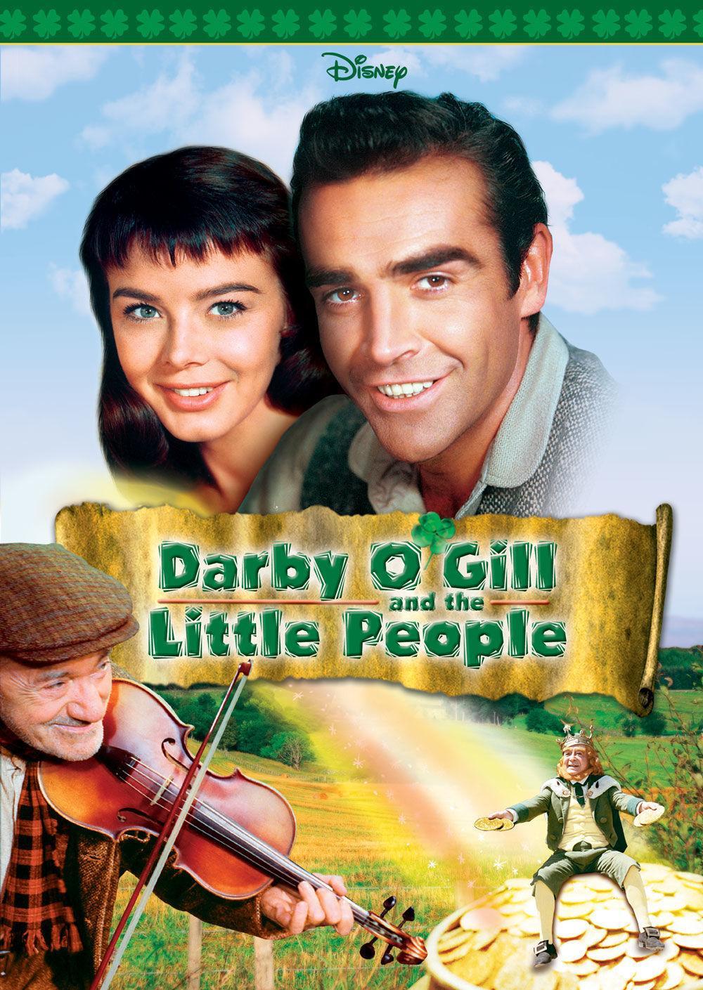 Дарби О'Гилл и маленький народ - Darby O°gill And The Little People