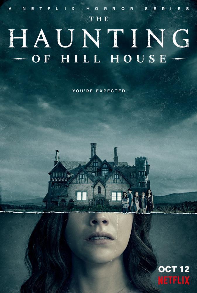 Призраки дома на холме - The Haunting of Hill House