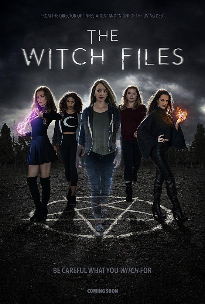 Досье ведьмы - The Witch Files