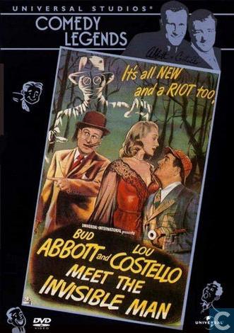 Эббот и Костелло встречают человека-невидимку - Abbott and Costello Meet the Invisible Man