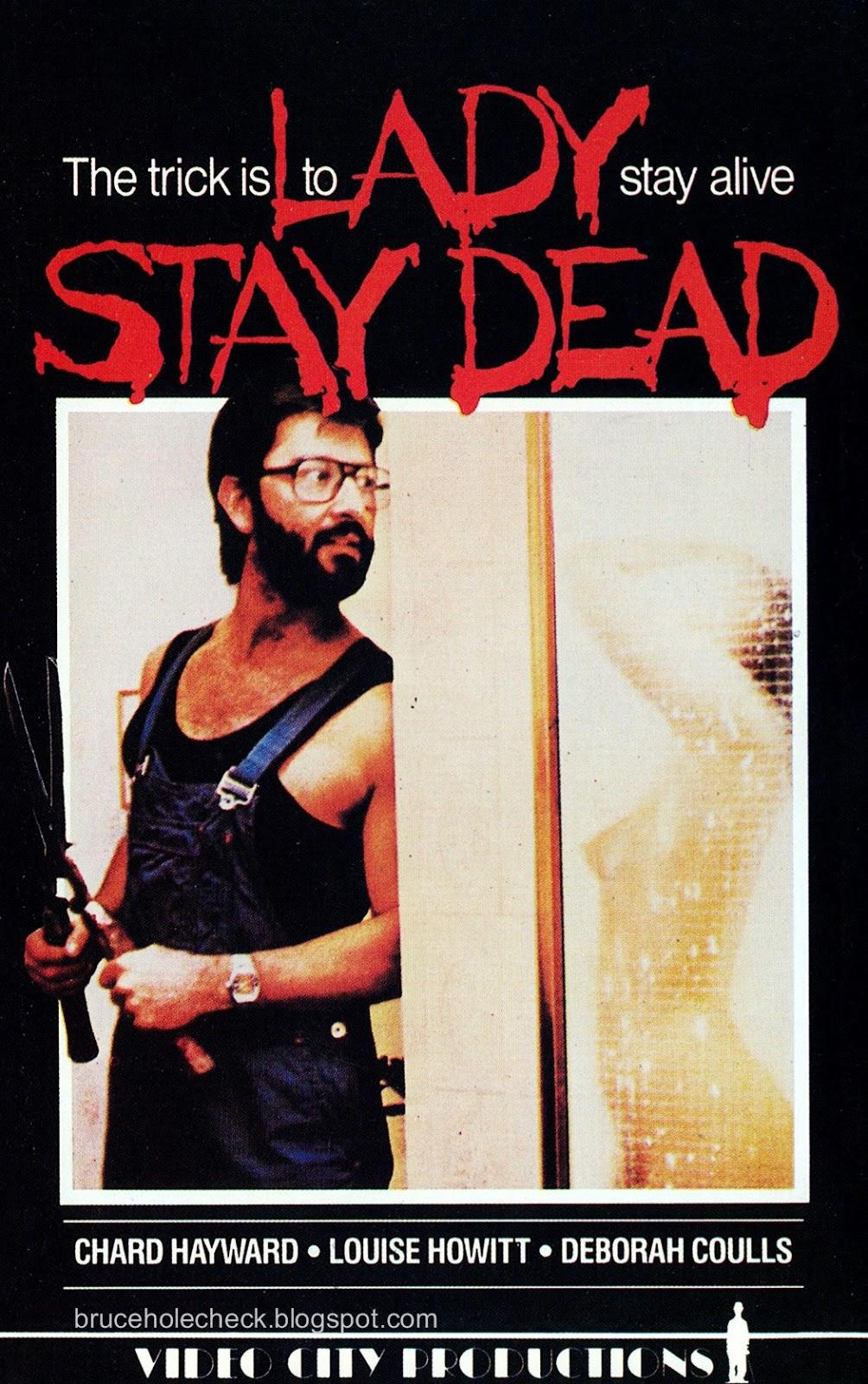Леди, оставайтесь мёртвой - Lady Stay Dead