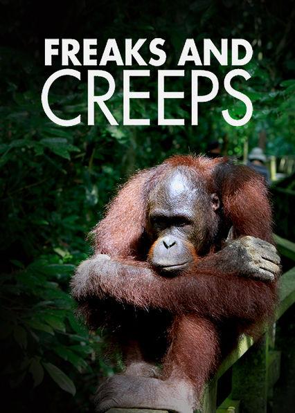 Чудаки животного мира. Обезьяны носачи - Freaks and Creeps