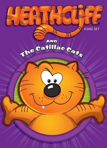 Хитклифф - Heathcliff & the Catillac Cats