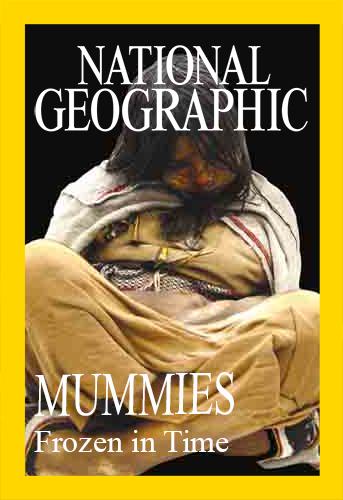 Мумии, застывшие во времени - Mummies. Frozen in Time