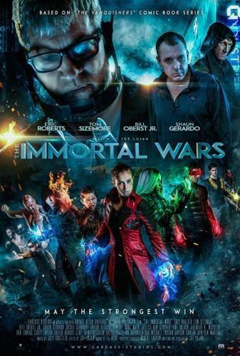 Войны бессмертных - The Immortal Wars