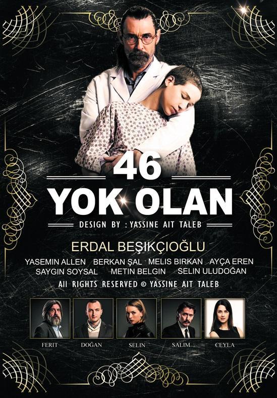 46 исчезнувших - 46 Yok Olan