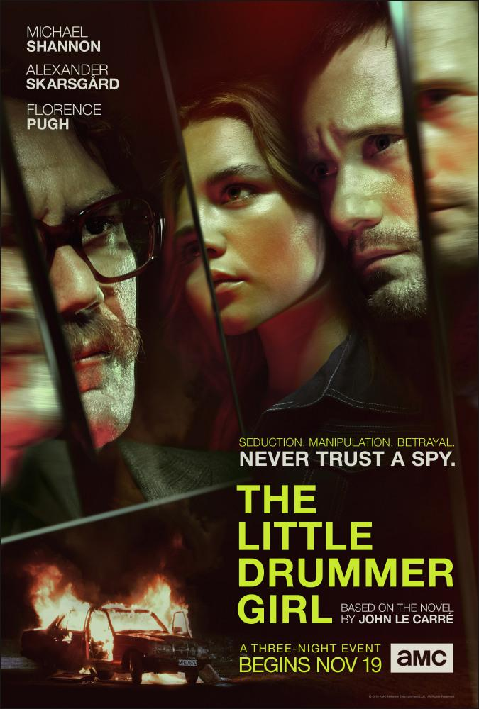 Маленькая барабанщица - The Little Drummer Girl