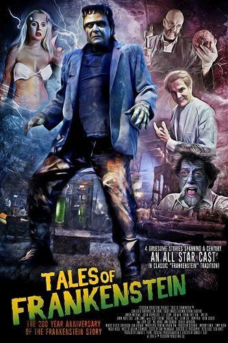 Истории о Франкенштейне - Tales of Frankenstein