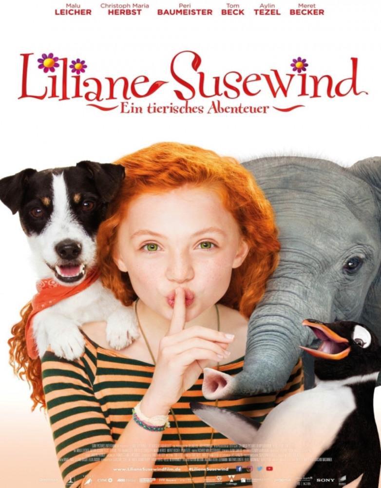 Маленькая мисс Дулиттл - Liliane Susewind - Ein tierisches Abenteuer
