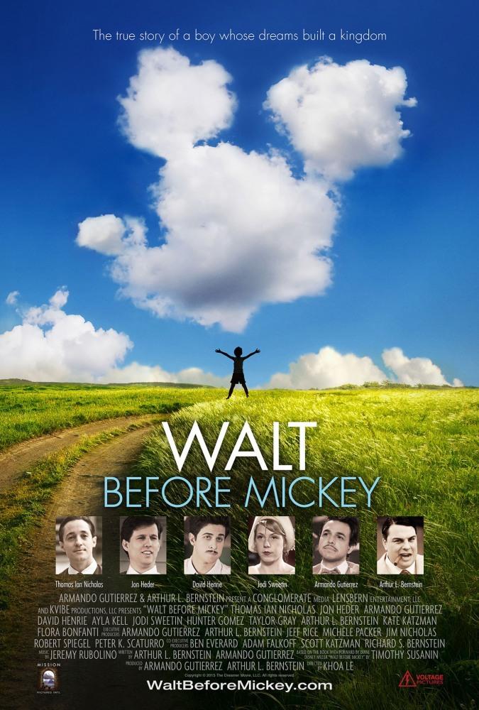 Мечтатель - Walt Before Mickey