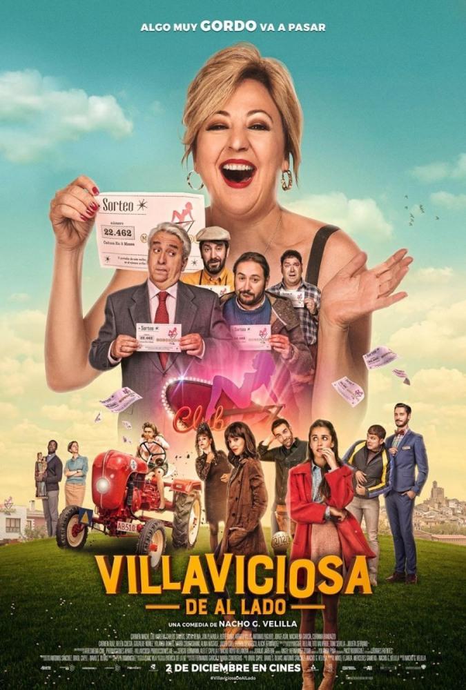 Окрестности Вильявисьосы - Villaviciosa de al lado