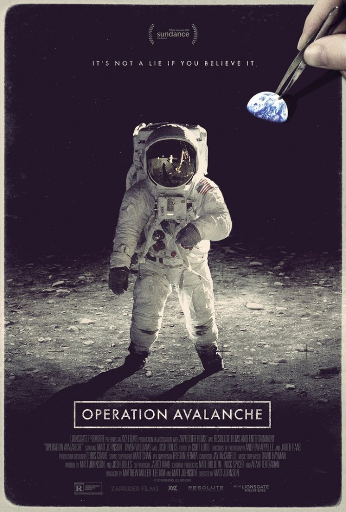 Операция «Лавина» - Operation Avalanche