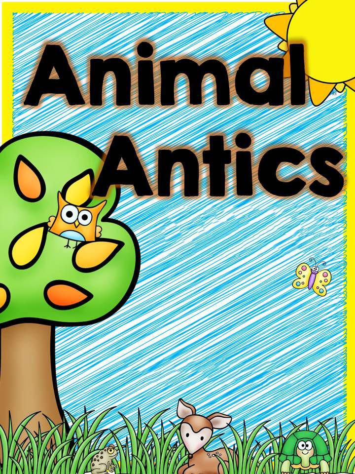 Фокусы животных - Animal Antics