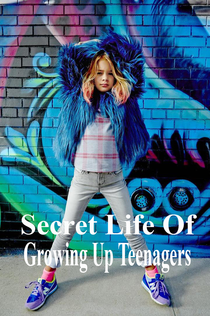 Тайны взросления. Подростки - Secret Life Of Growing Up Teenagers