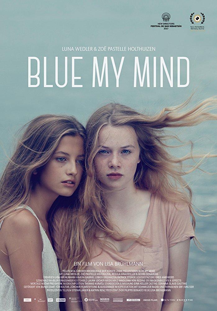Синева в моей голове - Blue My Mind