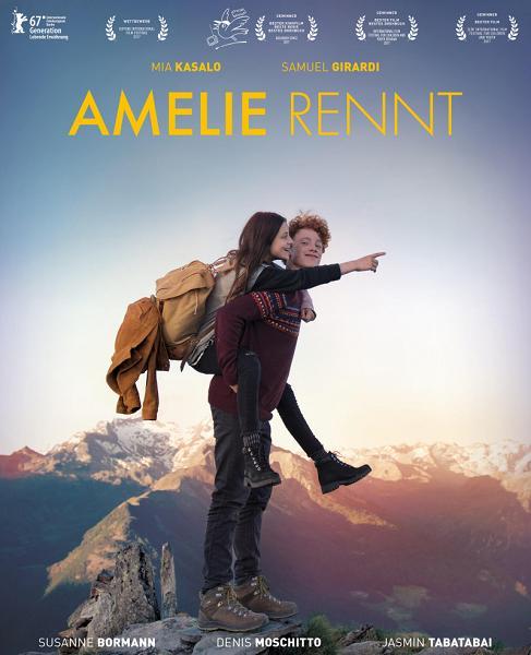 Амели бежит - Amelie rennt