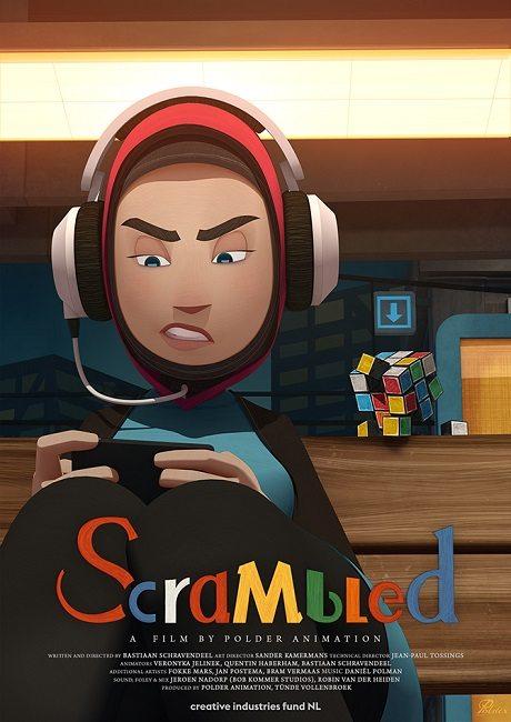 Зашифрованный - Scrambled