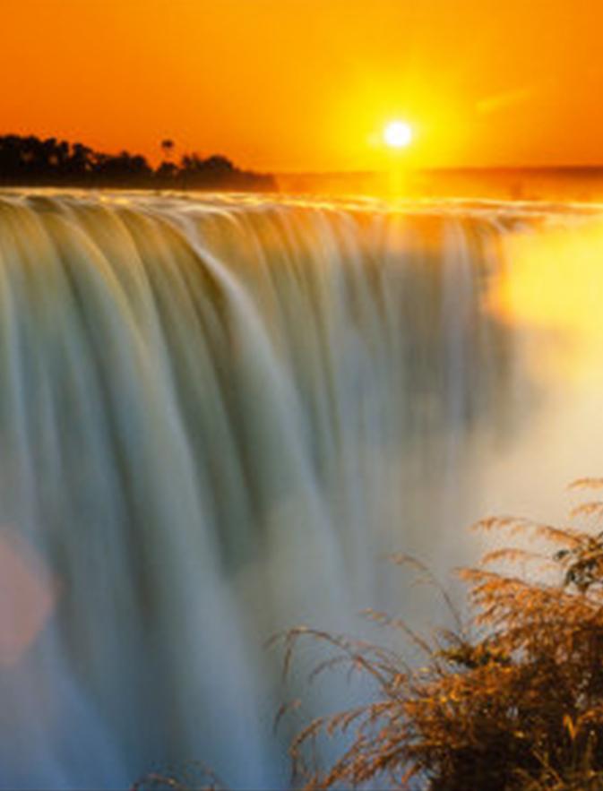 Водопад Виктория - Victoria Falls