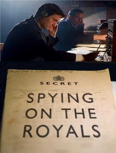 Шпионаж за монархами - Spying on the Royals