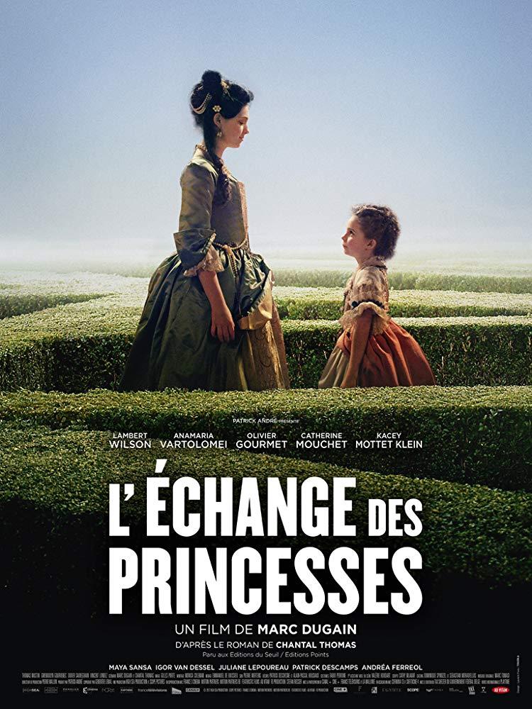 Обмен принцессами - L°Г©change des princesses