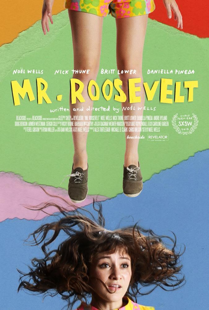 Мистер Рузвельт - Mr. Roosevelt
