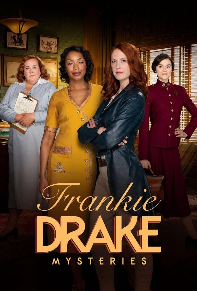 Тайны Фрэнки Дрейк - Frankie Drake Mysteries