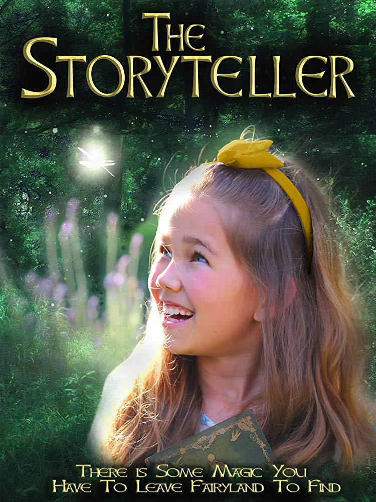 Рассказчица - The Storyteller