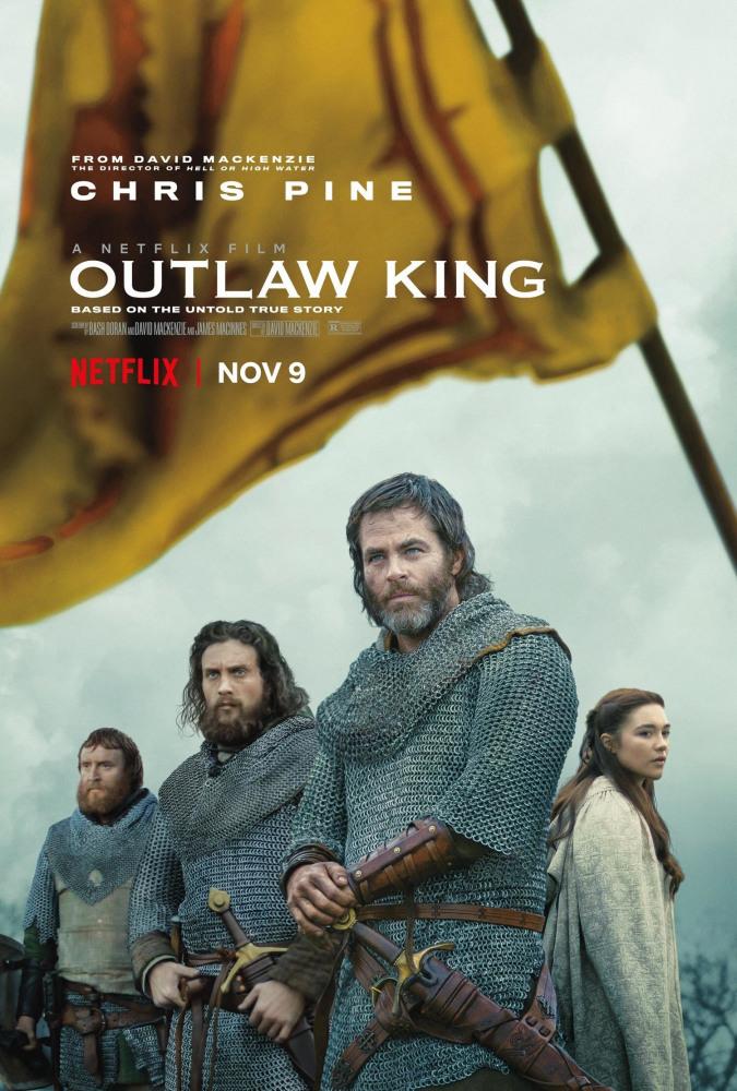 Король вне закона - Outlaw King