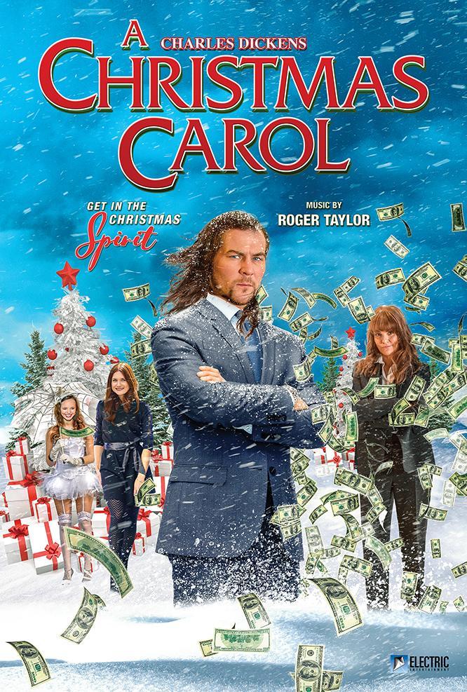 Рождественская песнь - A Christmas Carol