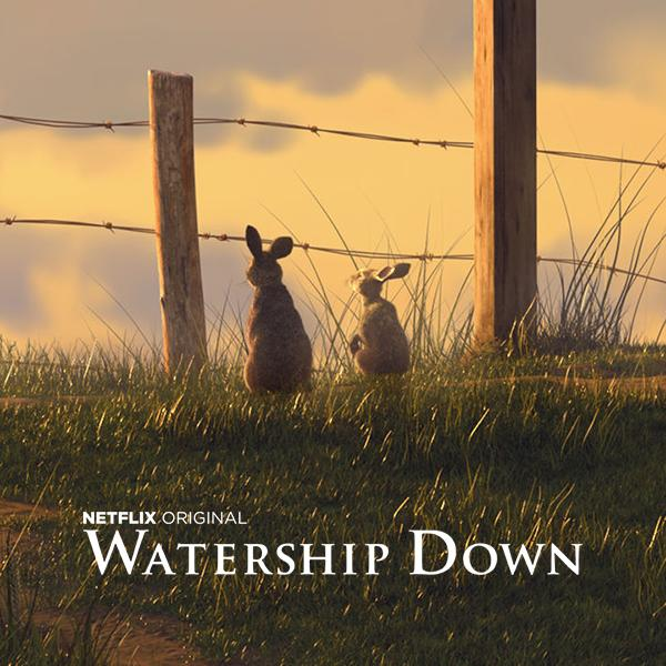 Обитатели холмов - Watership Down