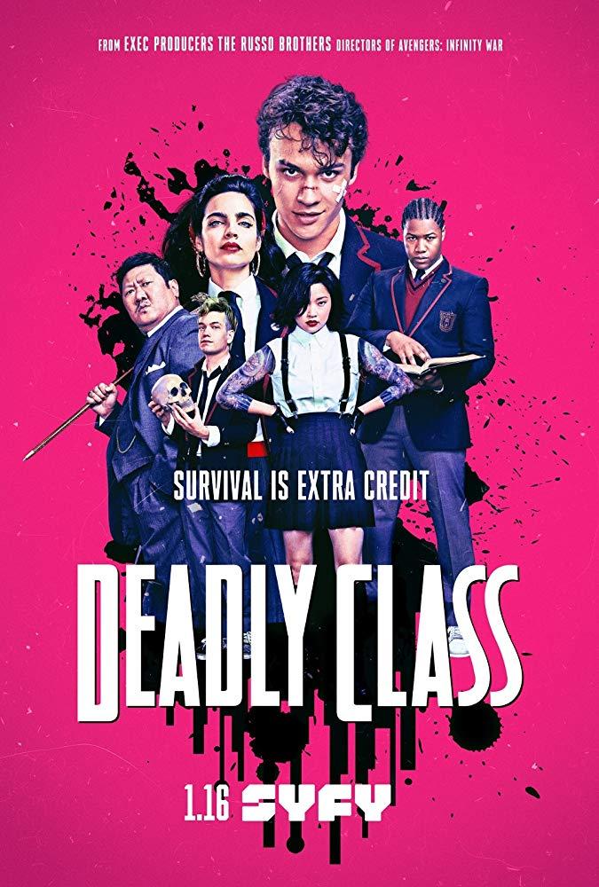 Убийственный класс - Deadly Class