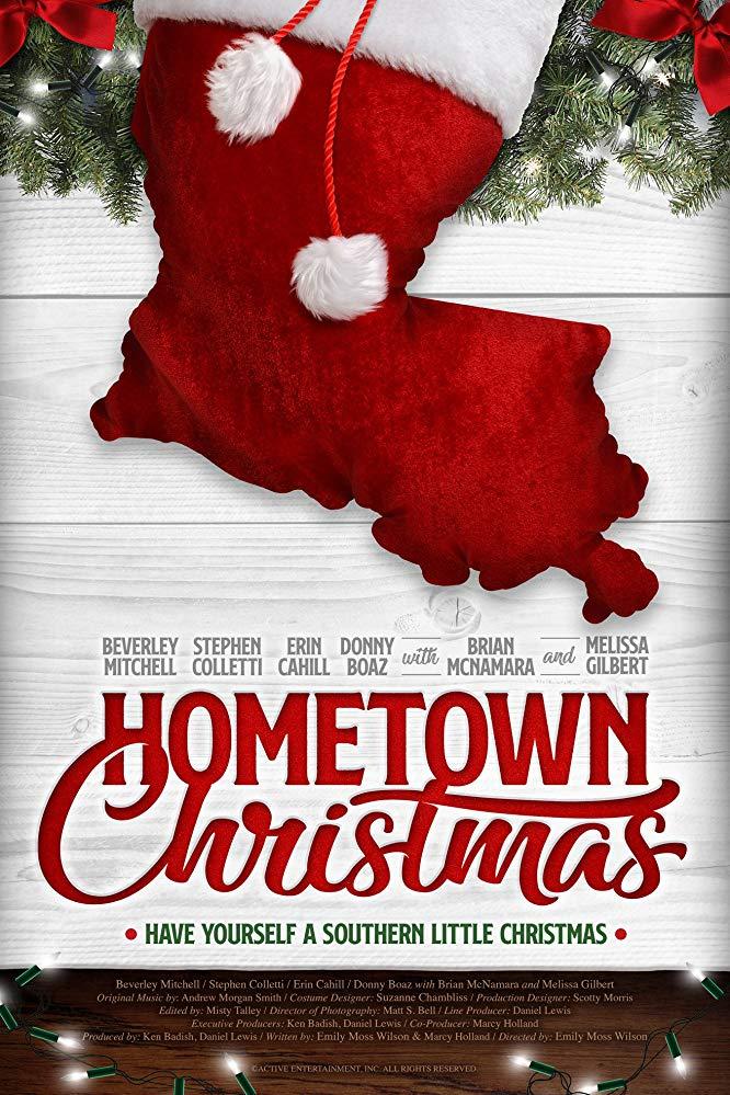 Домашнее рождество - Hometown Christmas