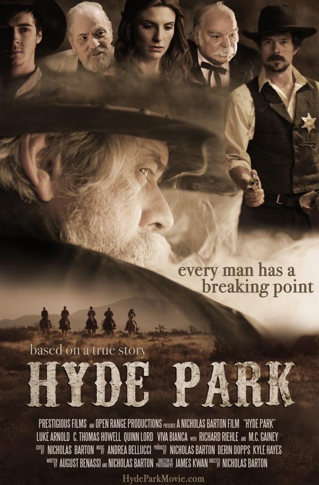 Гайд-парк - Hyde Park