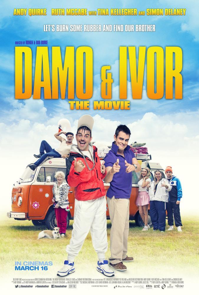 Дамо и Айвор: Фильм - Damo & Ivor- The Movie
