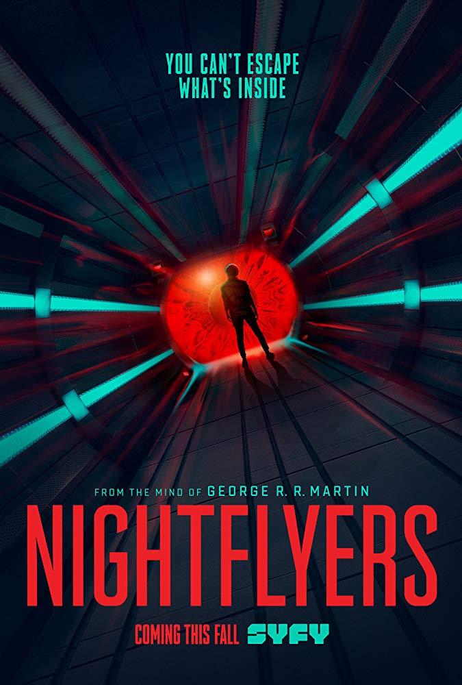 Летящие сквозь ночь - Nightflyers