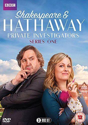 Шекспир и Хэтэуэй: Частные детективы - Shakespeare & Hathaway- Private Investigators