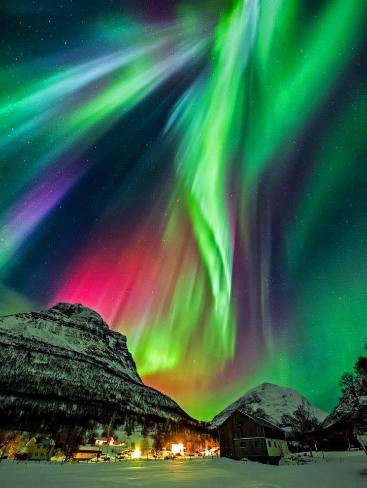Северная Норвегия - Northern Norway