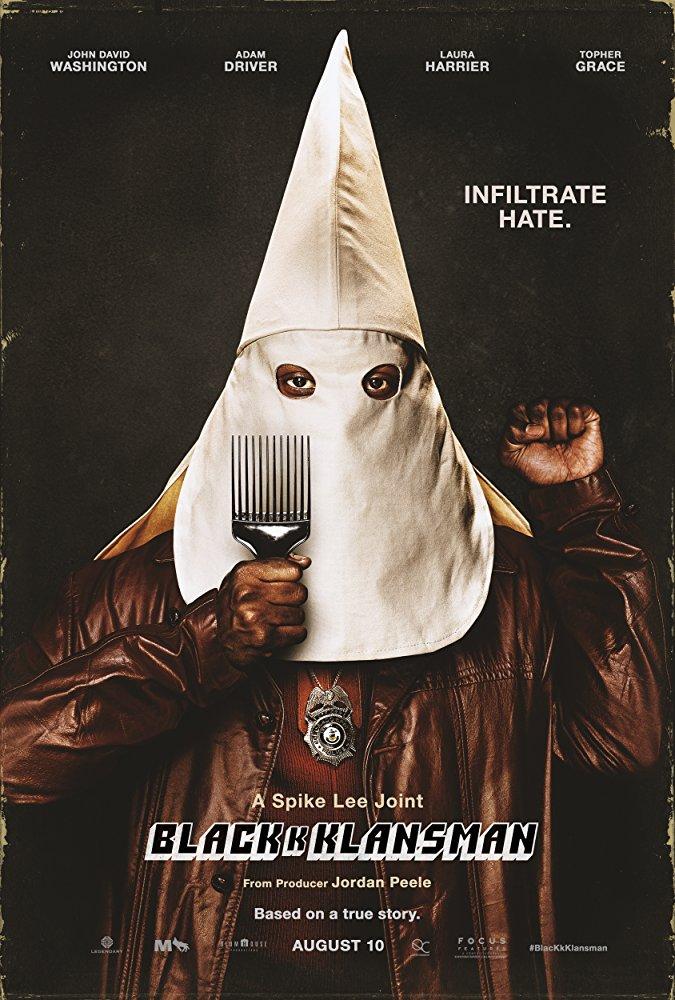 Черный клановец - BlacKkKlansman