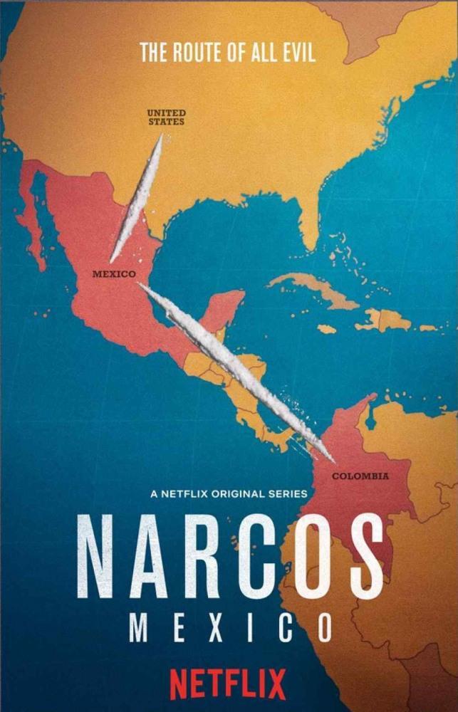 Нарко: Мексика - Narcos- Mexico