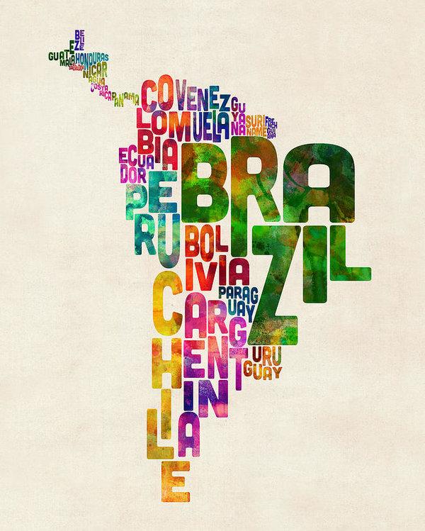 Южная Америка - South America