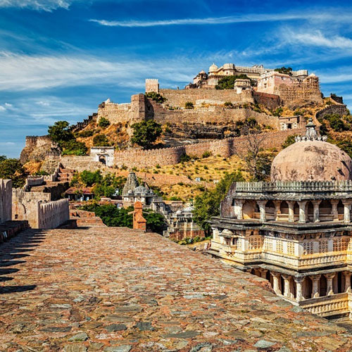 Кумбалгарх и Ранакпур - Kumbhalgarh and Ranakpur