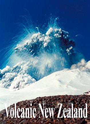 Вулканы Новой Зеландии - Volcanic New Zealand